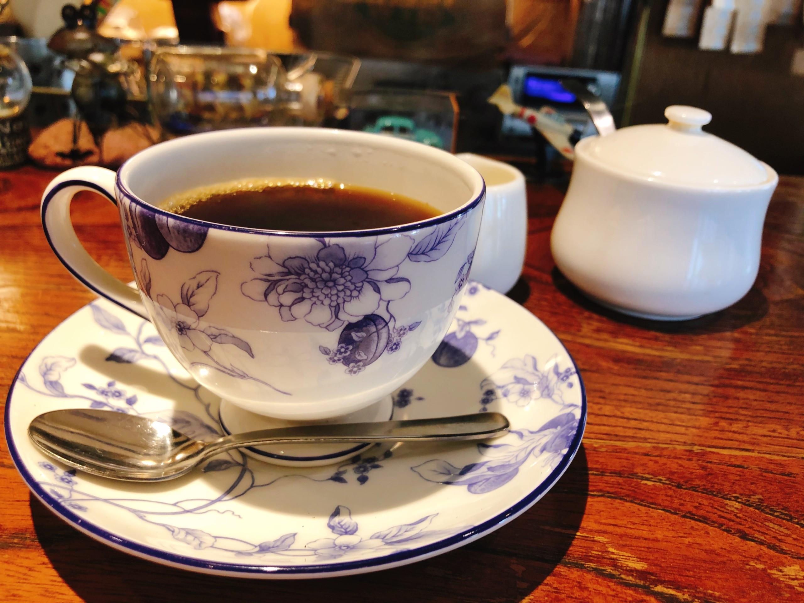 SAKAMOTOスペシャルブレンドコーヒー