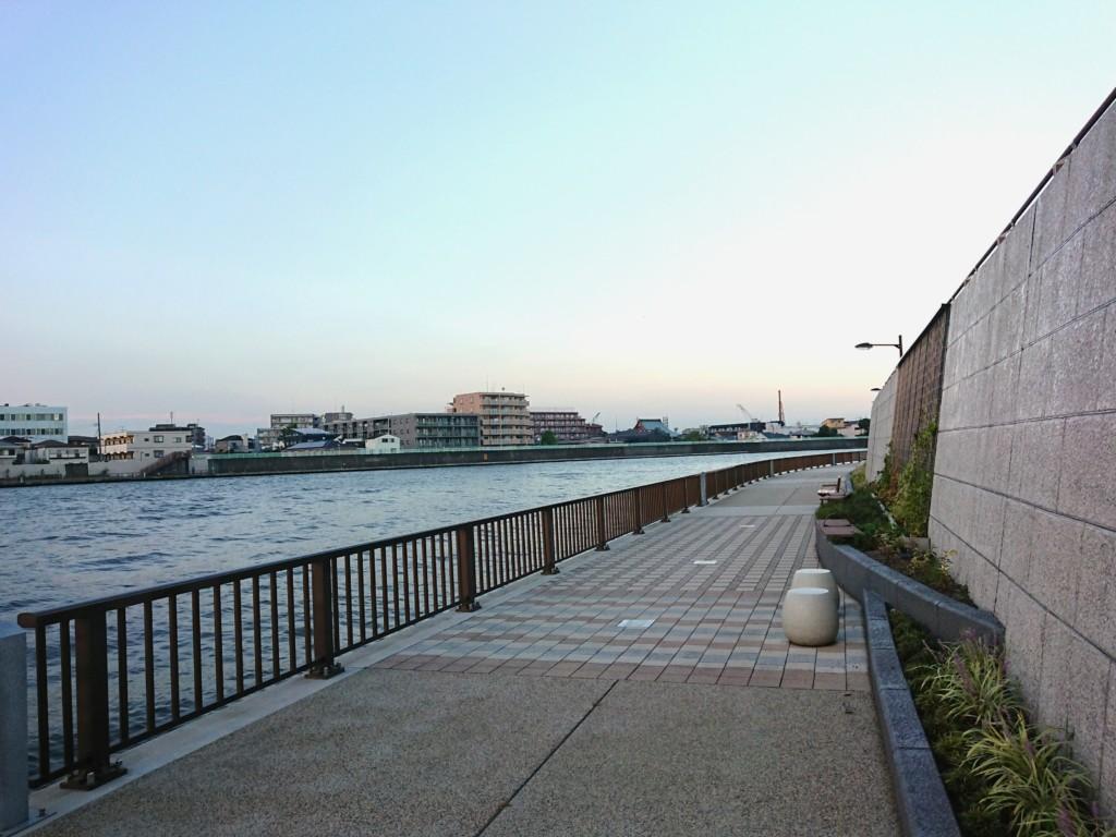 中川テラス