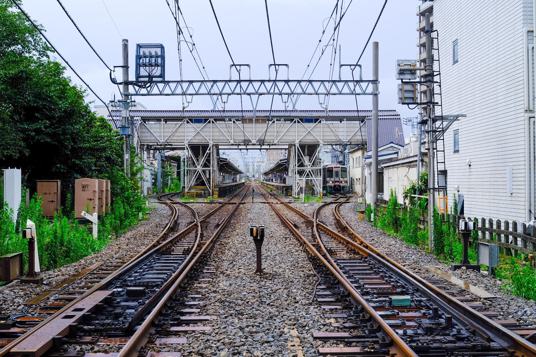 【中板橋】昭和ノスタルジックな街並みを感じる中板橋散歩