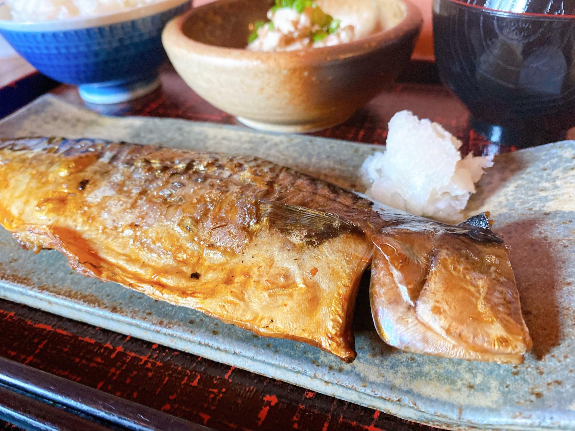 【大森】都内で話題の鯖の塩焼き専門店。鯖なのに。
