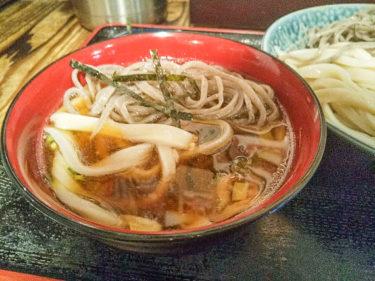 【国分寺】老舗うどんの甚五郎で手打ちのコシを味わう