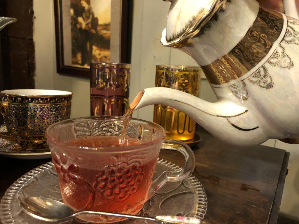 毒林檎紅茶