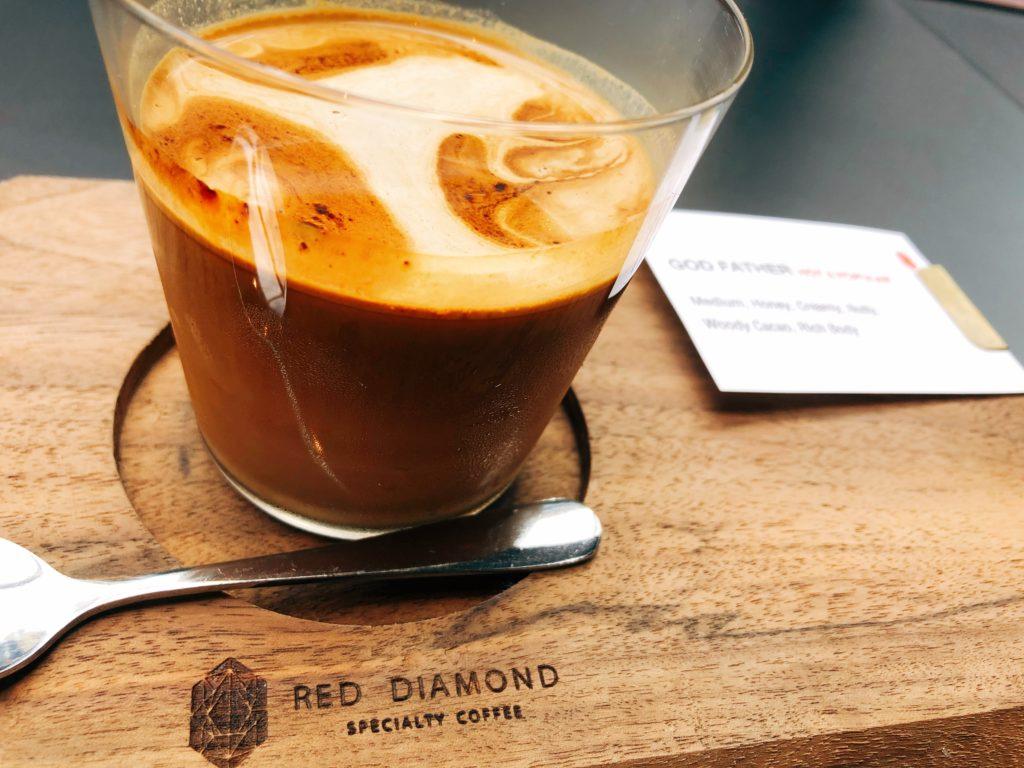 reddiamondカフェラテ
