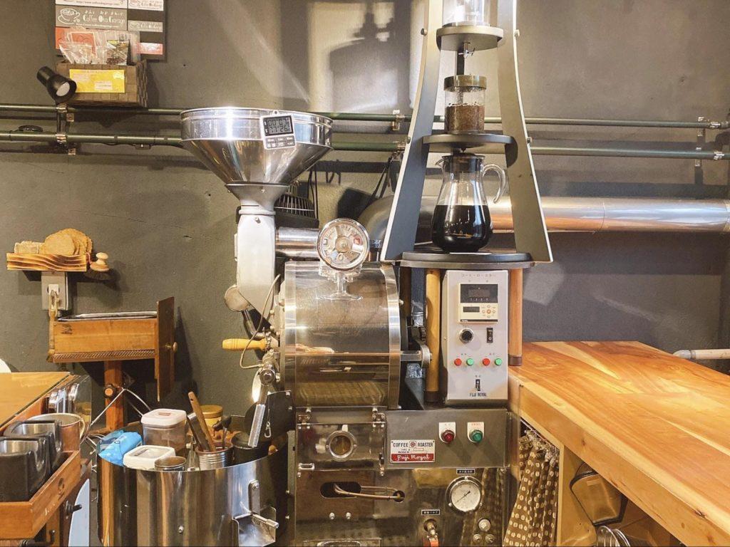 水出しコーヒーマシン