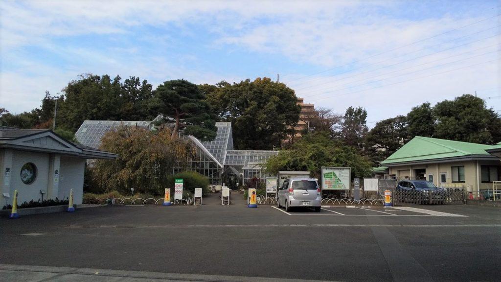 東京薬用植物園外観