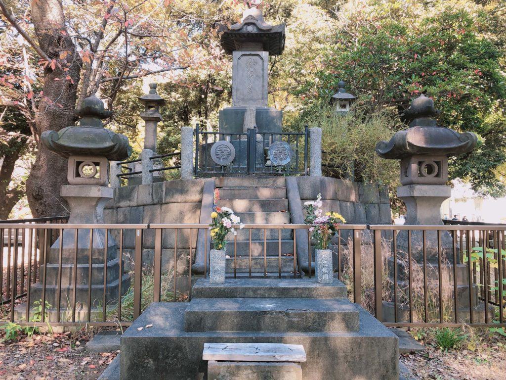 彰義隊墓所