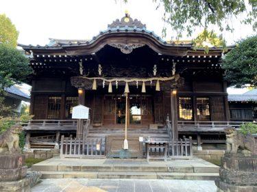 【白山】東京十社めぐりのひとつ、1000年続く白山神社を散歩