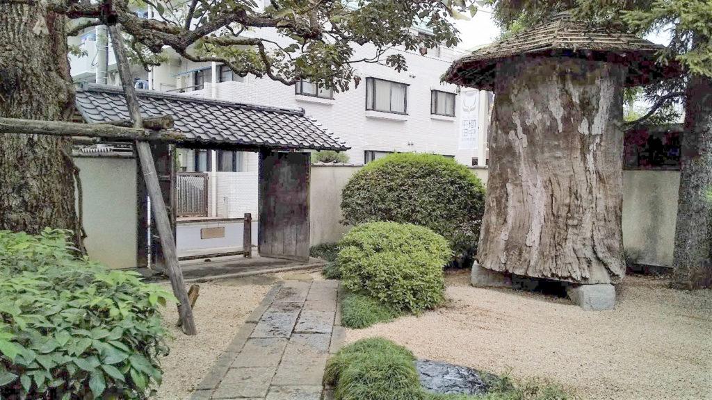 平櫛田中彫刻美術館庭園