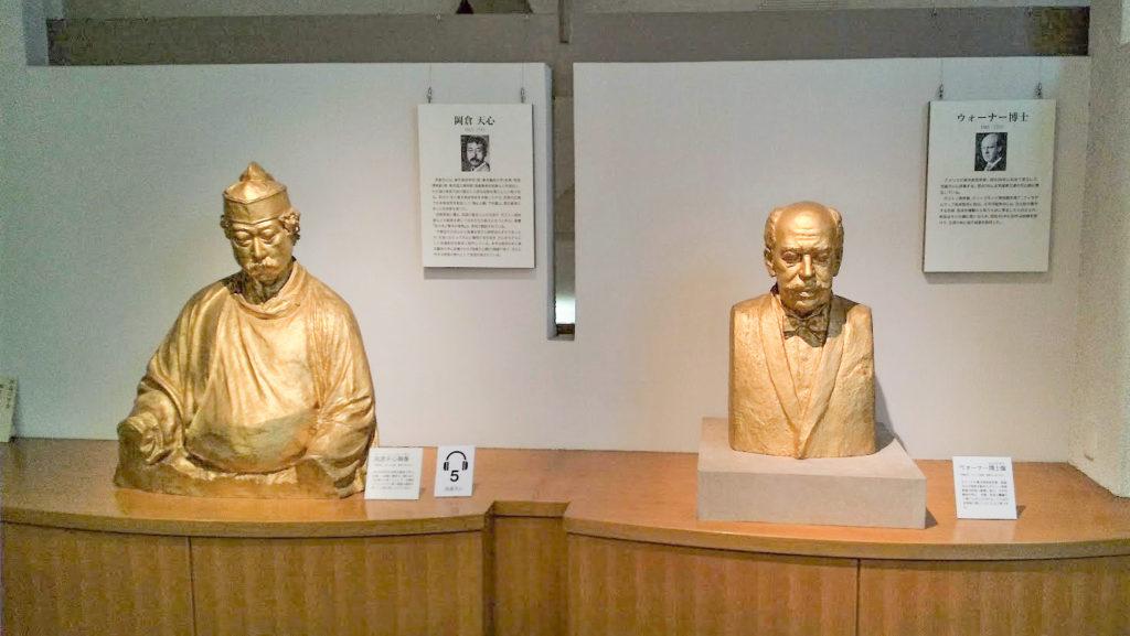 平櫛田中肖像彫刻