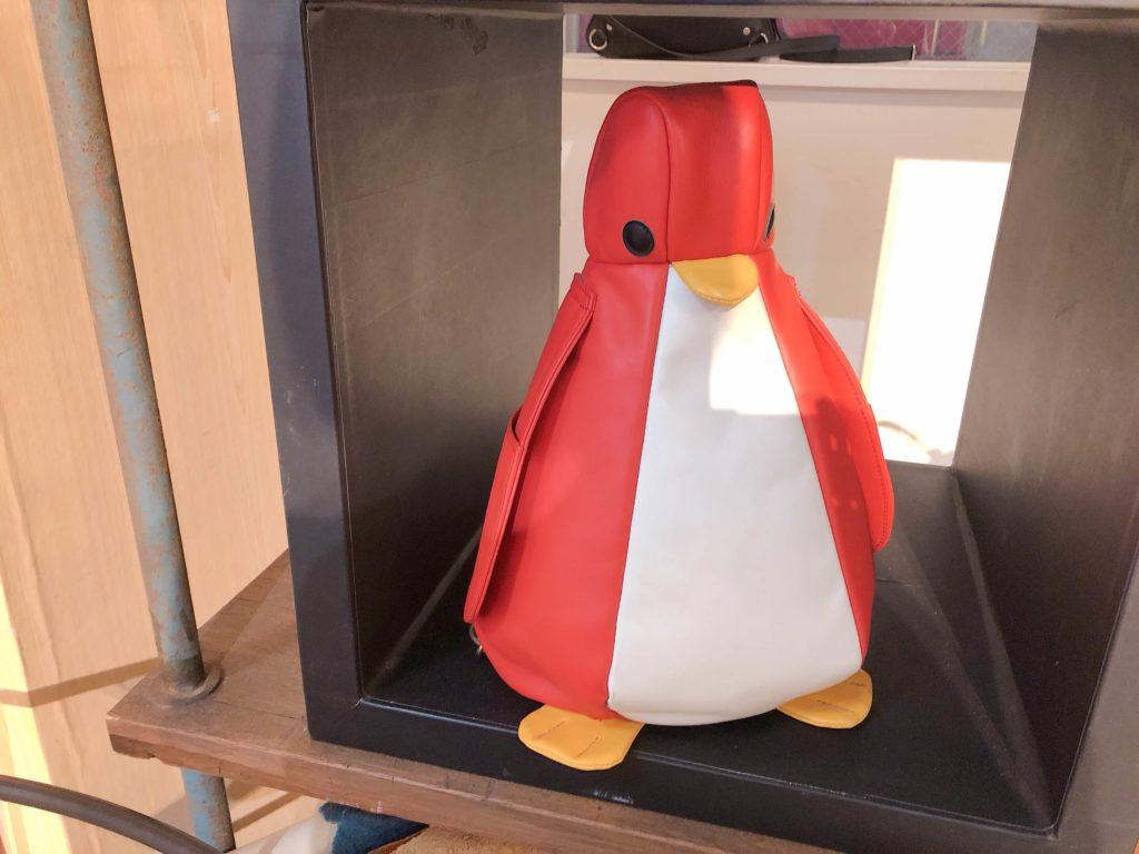ペンギンリュック