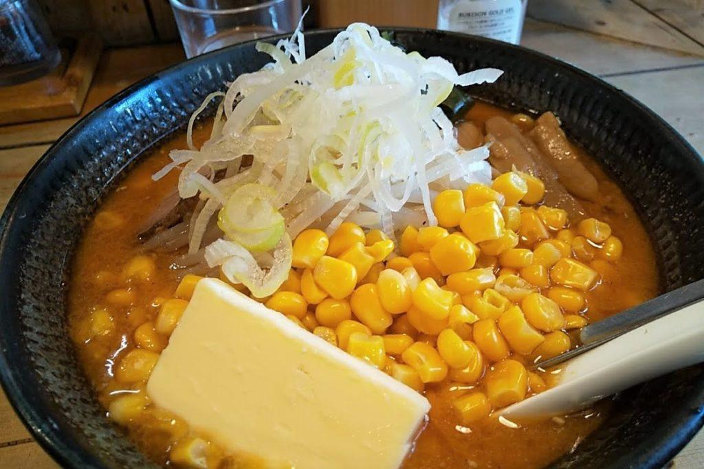 吉祥寺宏ちゃんの味噌ラーメン