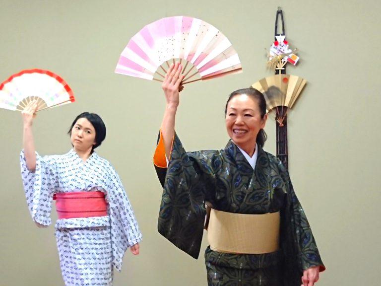 花柳流日本舞踊