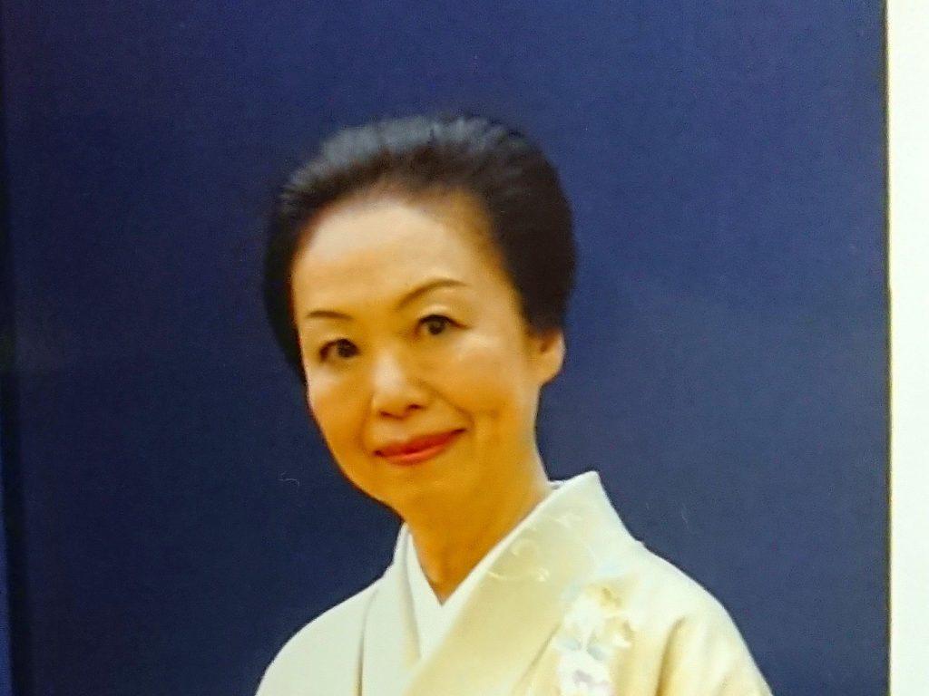 花柳日夏先生