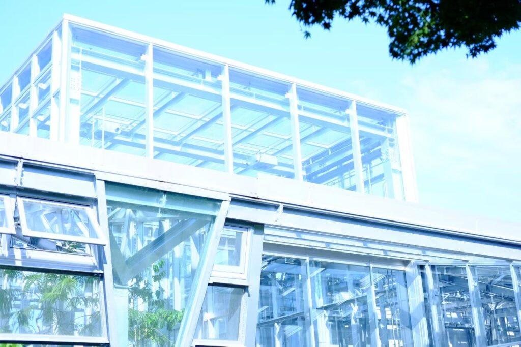 小石川植物園温室